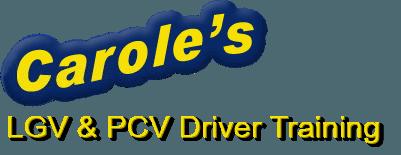 Caroles LGV Driver Training